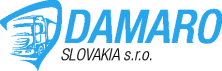 Logo of client Damaro